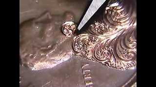 Expert Engraver Makes Masterpiece Out of Simple Coin - Video