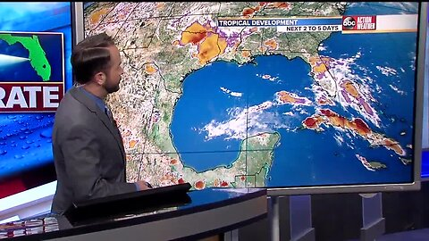 Tracking the Tropics | June 16 Evening Update