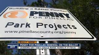 Election Day 2017: 'Penny for Pinellas' renewal vote