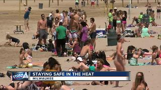 Tips for staying safe in the heat - Video