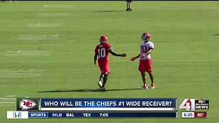 Who Will Be Chiefs #1 Receiver - Video