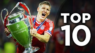 Top 10 Most Successful Champions League Clubs - Video