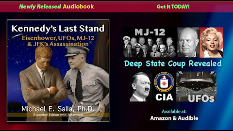 President Kennedy's UFO quest led to his Assassination & Deep State Coup