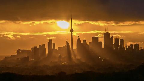 Toronto is in the limelight.