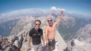 Man Quits His Job to Travel Around the World - Video