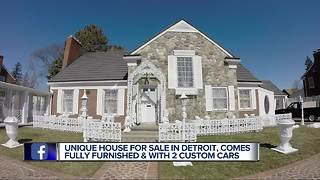 Lion Gate Estate owner talks about selling metro Detroit home after 50 years - Video