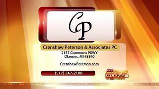 Crenshaw Peterson & Associates PC- 6/19/17 - Video