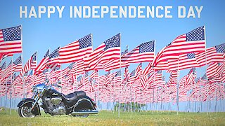 Happy Independence Day Patriot Style