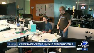 Careerwise apprenticeship program - Video