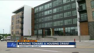 Sheboygan County leaders work to address housing shortage - Video