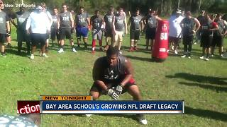 Lakewood alum drafted in first round of NFL draft by New England Patriots