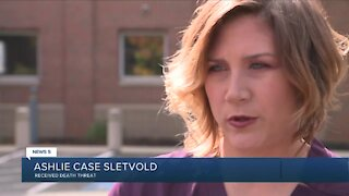Cleveland civil rights attorney says she received death threat after TV appearance