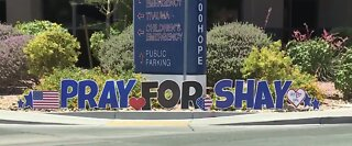 UPDATE: 'Shay Day' fundraiser underway for officer shot on duty at Las Vegas protest