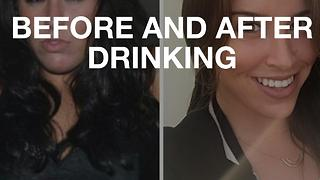 Before And After Sobriety Pictures Will Shock You - Video