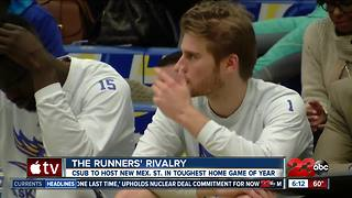CSUB basketball readying to face New Mexico St potentially without Damiyne Durham - Video