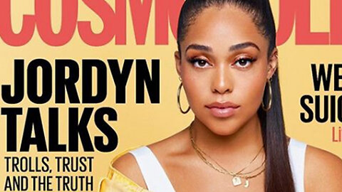 Jordyn Woods SPILLS HOT TEA On Tristan Thompson As She Graces Cosmo UK Cover!