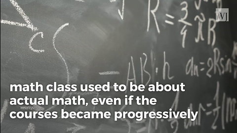PHOTO: Meme Compares Real Math To Common Core Math And NAILS It