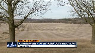 Waukesha man frustrated over bypass construction project