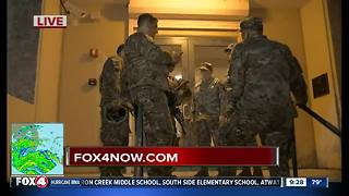 National Guard preparing for Hurricane Irma as rains pick up in Charlotte County - Video