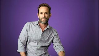 Luke Perry Hospitalized After Stroke