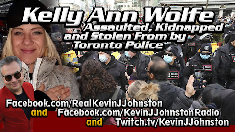 Toronto Police Assault Women, Steal $30K IN Sound Gear! Ralph Klein's Niece Opens Barber Shop!