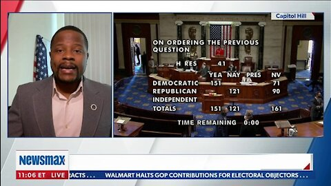 Joe Collins / Fmr. Congressional Candidate, Attended DC Rally – POTENTIAL TRUMP SUPPORTERS DISAPATE AFTER PRES LEAVES OFFICE