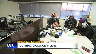Curbing violence in 2018