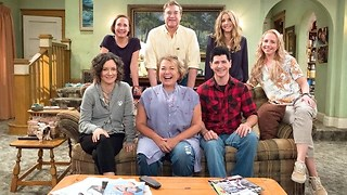 'Roseanne' trailer airs during 2018 Oscars. - Video