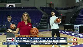 45th Annual City of Palms Classic is underway in Fort Myers - 7:30am live report - Video