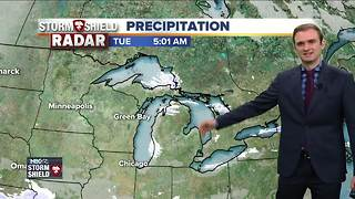 Recchia NBC26 Storm Shield Weather Forecast