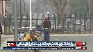 Annual homeless count not always accurate - Video