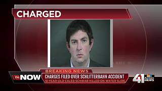 Two charged in connection to Schlitterbahn death - Video