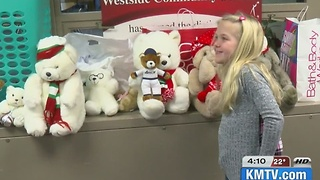Prairie Lane student gives back for the holidays - Video