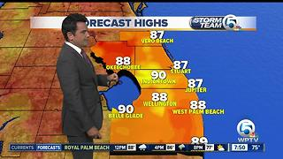 South Florida weather 06/17/17 - 7am report
