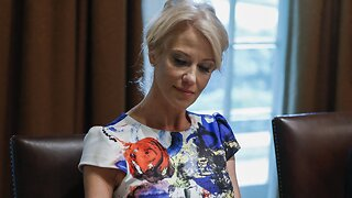 Trump says he won't fire Kellyanne Conway despite claims she broke the law in office
