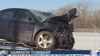 Teenager killed in Harrison Township accident - Video