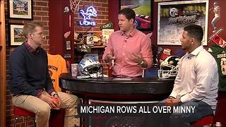 Sportscave Discusses Michigan Win - Video
