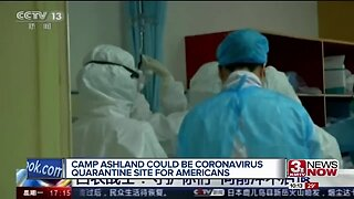 Camp Ashland could be coronavirus quarantine site for Americans