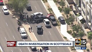 Police situation ends after federal agents chase suspect in Scottsdale