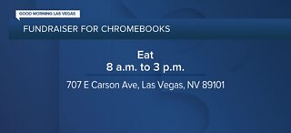 Fundraiser for CCSD students' Chromebooks