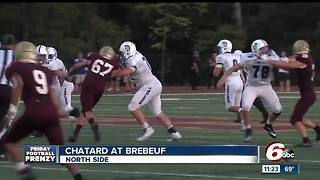 HIGHLIGHTS: Brebeuf v Bishop Chatard - Video