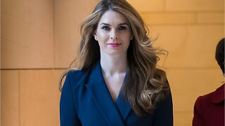 Hope Hicks Agreed To Testify After House Subpoena