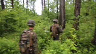 Seek and destroy: Marines conduct airfield seizure exercises and MOUT - Video