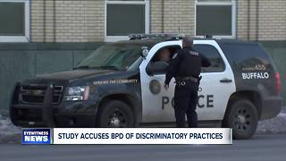 Study accuses BPD of discriminatory practices - Video