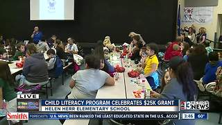 13 Action News attends special event at local school