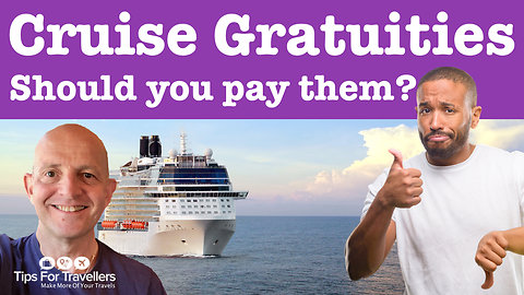 Cruise ship tips: When should you pay cruise gratuities?