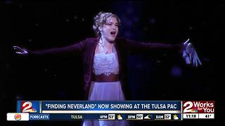 A preview of Finding Neverland at the Tulsa Performing Arts Center - Video
