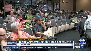 In last-minute flip, Longmont City Council moves forward on deal with oil companies - Video