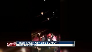 Teen died from injuries after being hit by car while riding his bike - Video