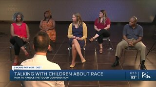 Talking with children about race